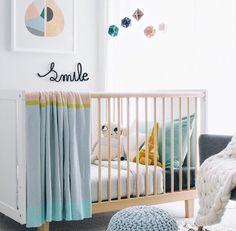 Pastels in the Nursery