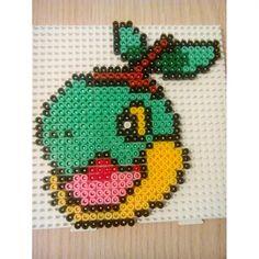 Turtwig (387) Pokemon hama beads by Victoria