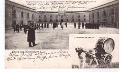 KASERNE Krauseneck in Königsberg 1908 Фотографии Евгений
