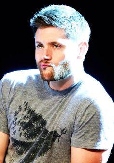 Adorable Jensen at Jibcon2015