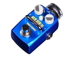 Shop Hotone Skyline BLUES Overdrive Stomp Box Blue/White/Yellow at Best Buy. Find low everyday prices and buy online for delivery or in-store pick-up. Box Guitar, Guitar Pedals, Distortion Pedal, Circuit Design, Vacuum Tube, Tone It Up, Blue And White, Yellow