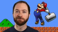 Super Mario Brothers Is The World's Greatest Piece Of Surrealist Art | Idea Channel | PBS
