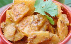 Recette - Recette indienne végétarienne Jeera Aloo | Notée 4.3/5