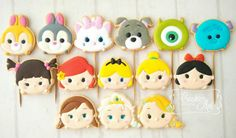 Tsum Tsum | Cookie Connection. Ummm all of them please