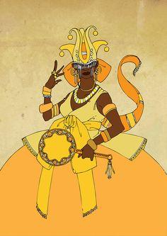 Kasha on Behance, Oxum