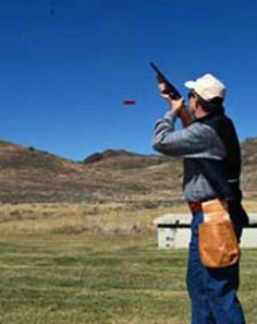 Enjoy Winter Park City trap shooting from a rustic trap shooting range 20 minutes from Park City. Shoot clay pigeons with two boxes of shells included. Skeet Shooting, Trap Shooting, Senior Pictures Boys, Senior Boys, Hog Trap, Archery Photography, Waterfowl Hunting, Clay Birds, Diy Clay