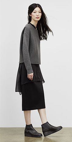 20% Off Sale Items + Free Standard Shipping 7/30 through 8/2 - EILEEN FISHER U.S.