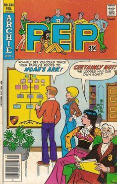 Archie Comics, Archie Comic Books, Vintage Comic Books, Old Comics, Vintage Comics, Comic Book Characters, Anime Comics, Archie Betty And Veronica, Romantic Comics