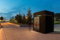 Story Pod   Little Free Library   Atelier, Kastelic, Buffey architecture studio, Toronto, Canada