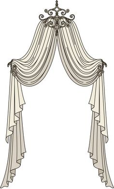 Arched Scarf Swgs