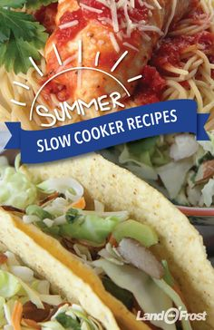 Here are three of the most delicious summer slow cooker recipes that will make you see your slow cooker in a whole new light this season!