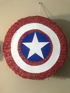 Discover recipes, home ideas, style inspiration and other ideas to try. Captain America Party, Captain America Birthday, Snow White Birthday, Superhero Birthday Party, Ideas Para Fiestas, Holidays And Events, Bodo, Spider Man Birthday, Superhero