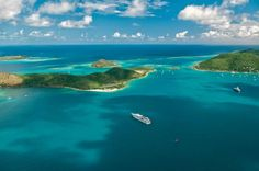 Top cruise popular destinations