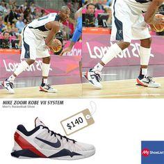 Kobe Bryant Shoes Olympics