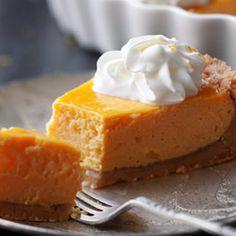 Tarta dyniowa z ricottą i pomarańczą - Kwestia Smaku