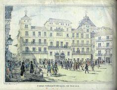 Cárcel en la Plaza de las Cuatro Calles - La Opinión de Málaga