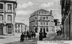 Plaza de Curros Enríquez Pontevedra