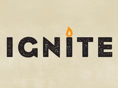 """This is what I'm thinking about for my logo/font. The flame would be over the """"i"""" in fire."""