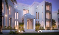 2000 m  private villa kuwait