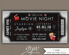 171 best girl birthday party invitations images on pinterest in 2018