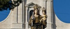 Our Lady of Bonaria statue
