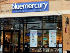 Blue Mercury store in Clarendon - for makeup, skincare, fragrance and spa treatments