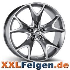 AEZ Phoenix Alufelgen high gloss wheels