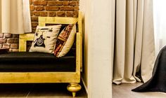 Ethnic Design, Thessaloniki, Paint Designs, Entryway, Couch, Interior Design, Furniture, Home Decor, Painting