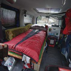 A look into mini- van dwelling | Vanspirational | Minivan ...