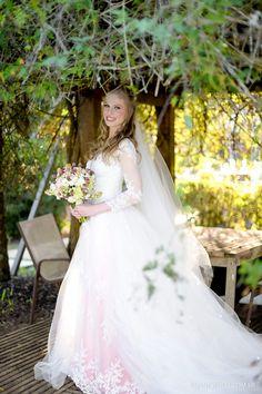 Casamento ao ar livre da Diana e Murilo. Foto: Rejane Wolf