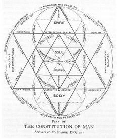 The constitution of man…