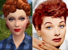 Lucille Ball (1911-1989) was an extraordinarily talented stage, cinema and television actress, and comedienne.