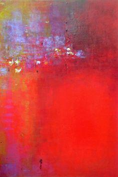 "Saatchi Online Artist: Ana Elisa Benavent; Acrylic, 2013, Painting ""It's You Again"""