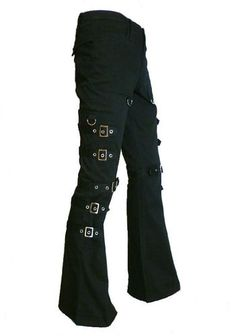 When would I ever wear these? But I LOVE these. My past inner emo-kid has come back to haunt me with these pants.
