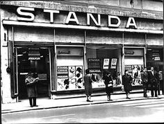 standa Nostalgia, Childhood Days, 1970s Childhood, Shops, Vintage Interiors, Vintage Italian, Sweet Memories, Palermo, Vintage Advertisements