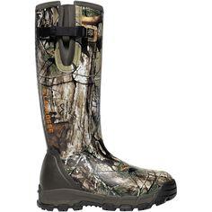 376017 LaCrosse Men's Alphaburly Pro EVA Rubber Boots - Realtree