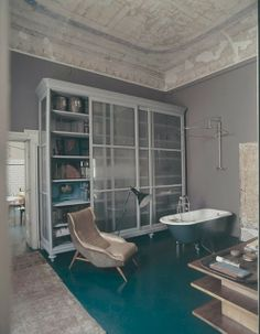 Somewhere I would like to live: Milano Brera / Dimore Studio