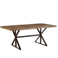 Paxson Dining Table - Brown | Pier 1 Imports