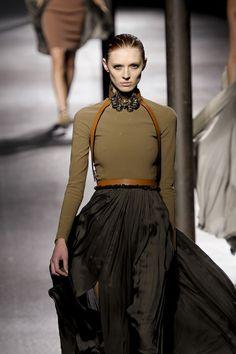 Lanvin at Paris Fashion Week Spring 2011 - Livingly