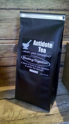 Antidote Organic Herbal Tea for Bloating and Digestion | Wild Banksia Online Store
