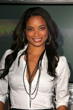 """Rochelle Aytes Photos - Celebrities attend the launch of """"Assassin - """"Assassin's Creed II"""" Launch Party - Arrivals Black Celebrities, Beautiful Celebrities, Celebs, Black Is Beautiful, Gorgeous Women, Rochelle Aytes, Yunjin Kim, Black Magic Woman, Black Actresses"""