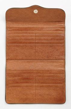 Rebecca Minkoff Leather Passport Wallet | Nordstrom