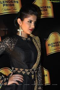 Deeksha Seth at Blenders Pride Fashion Tour 2012