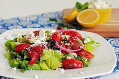 Greek Salad Recipe on Yummly. @yummly #recipe