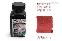 Noodler's Black Swan in English Roses Ink - 3 oz Bottle - JetPens.com