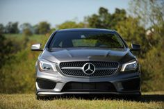 2014 Mercedes-Benz CLA-Class four door coupe