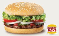 Hungry Jack's hamburger - Google Search