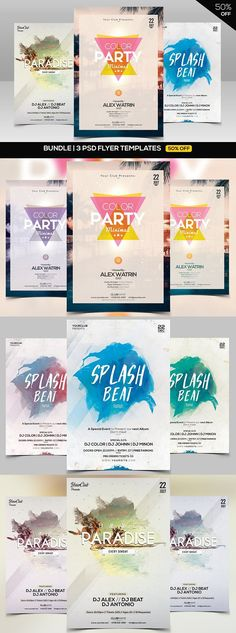 Posters Art Lessons Flyer Templates Flyer Templates - computer repair flyer template