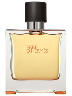 - Hermès Terre d'Hermes, olor a bosque, tierra mojada, pinos