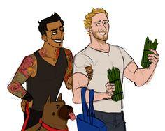 Cullen and Dorian